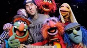 Travis Barker and the Muppets