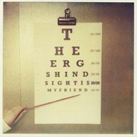The Ergs - Hindsight Is 20/20 My Friends