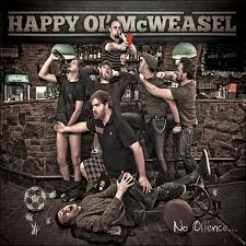 Happy Old McWeasel - No Offence