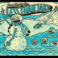 Less Than Jake - Seasons Greetings
