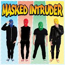 Masked Intruder - Self Titled
