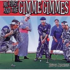 ME FIRST & THE GIMME GIMMES - Singing Japenese