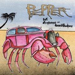 Pepper - Pink Crustaceans & Good Vibrations