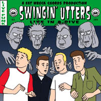 The Swingin' Utters - Live In A Dive