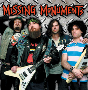 Missing Monuments - Self Titled