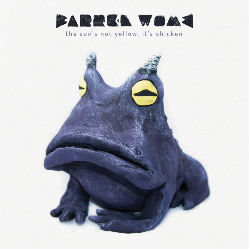 Barren Womb album art