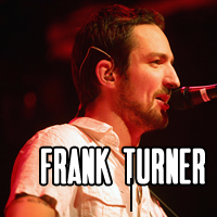 Frank Turner  interview