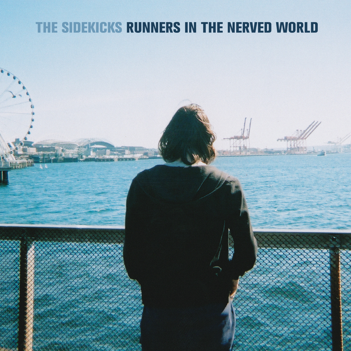The sidekicks runners in the nerved world cover art