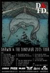D&TD Tour Poster