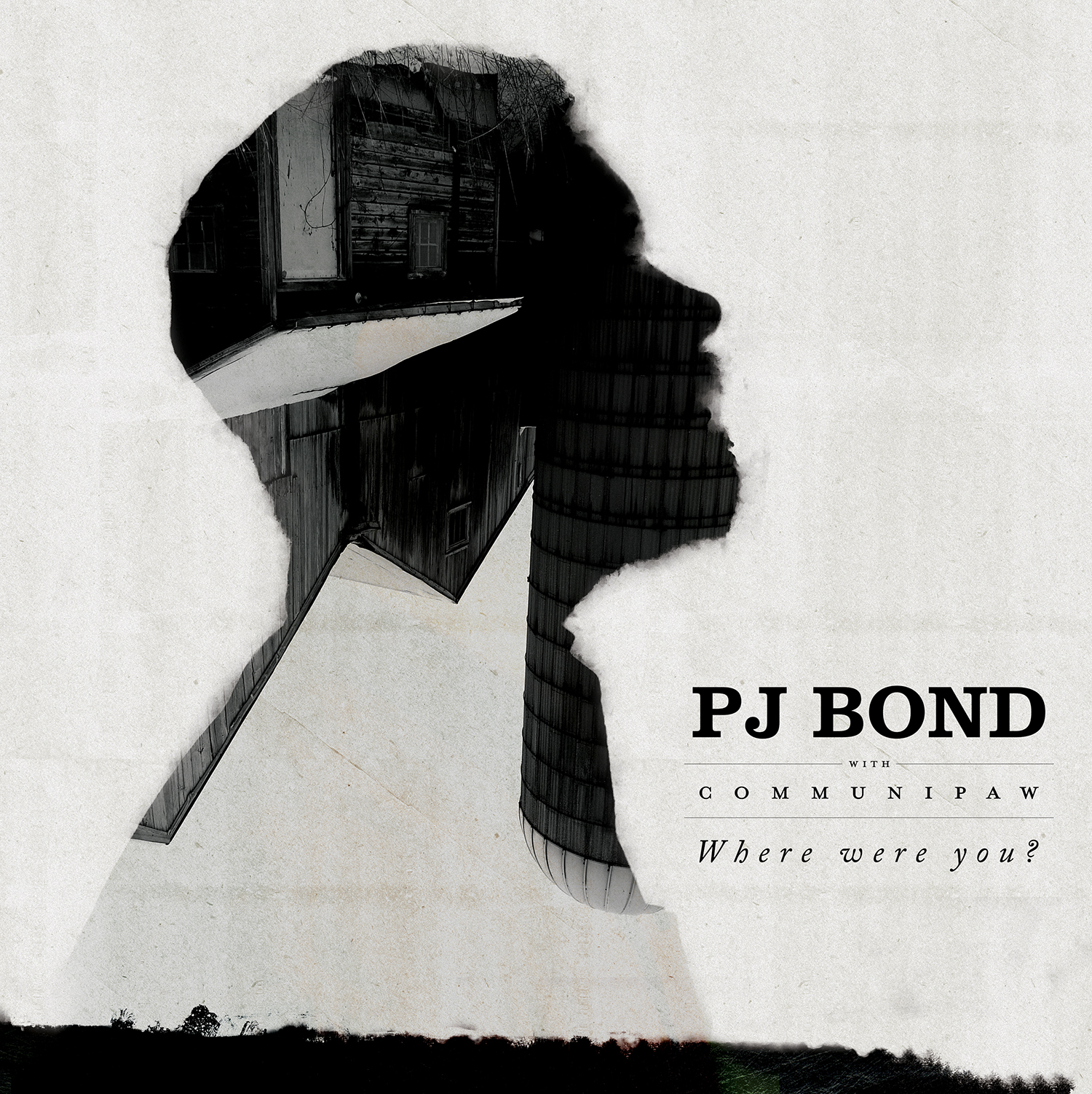 PJ Bond - Album packshot