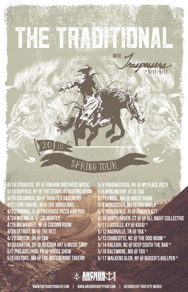 Spring Tour 15