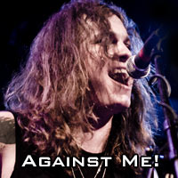 Against Me! - Laura Jane Grace