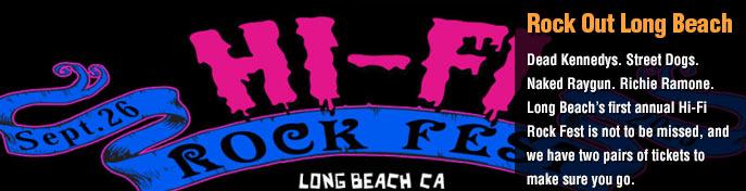 Hi Fi Rock Fest