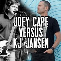 Joey Cape versus KJ Jansen