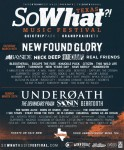 So What festival poster 2016