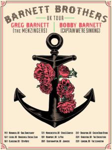 Barnett Brothers Tour Poster