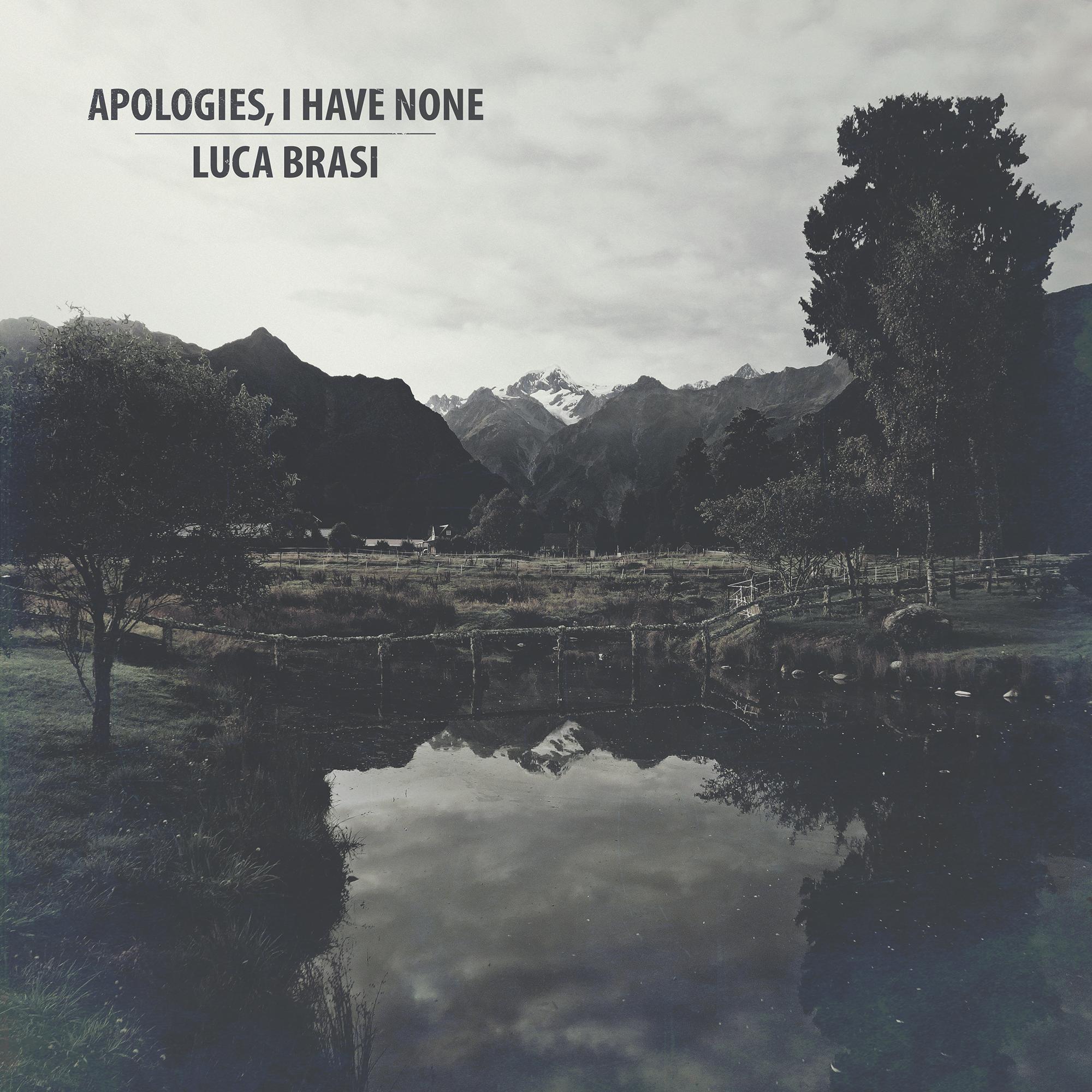 Apologies  Luca