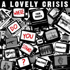 alovelycrisis_album cover