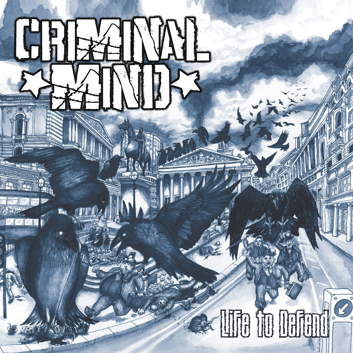 Criminal Mind LTD