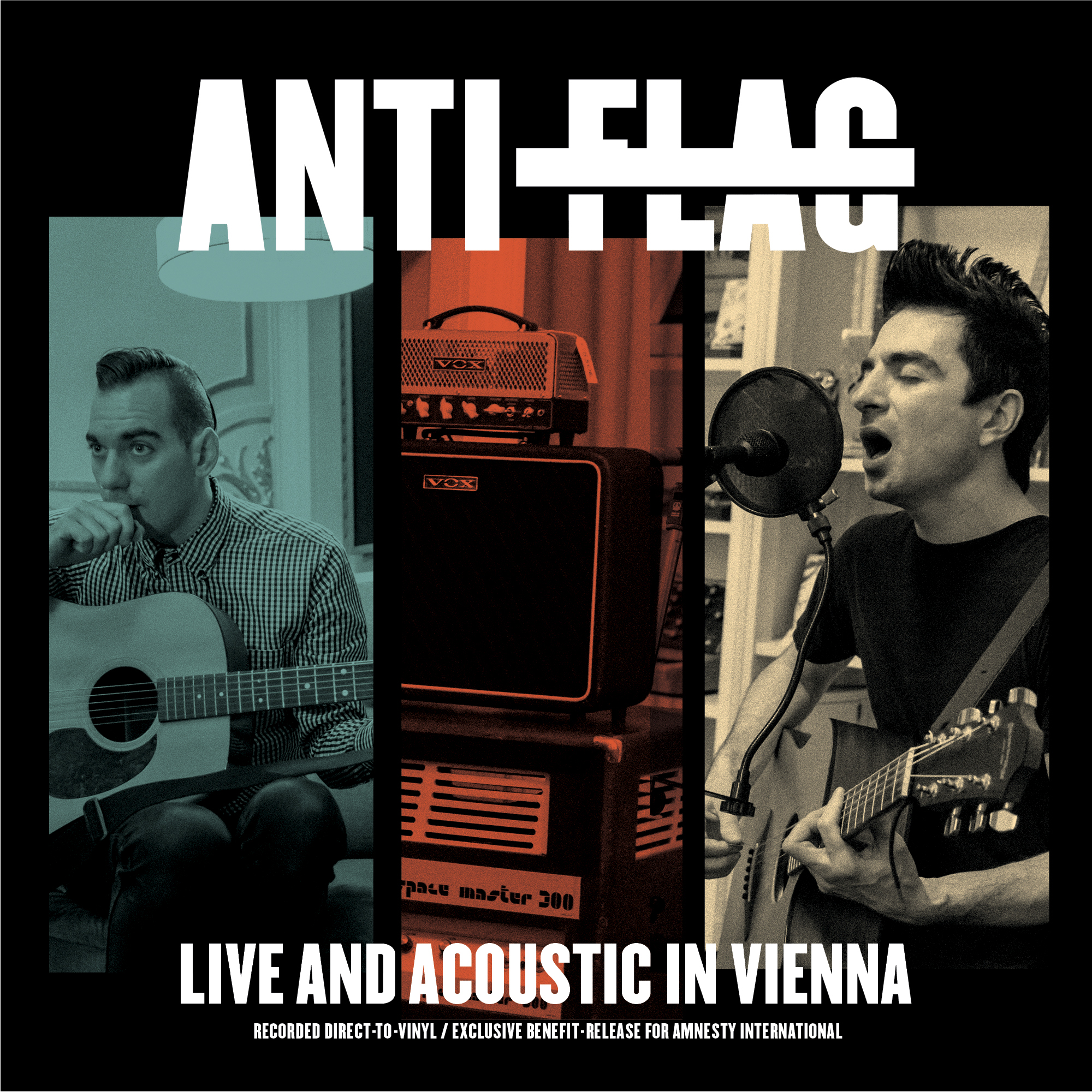 Anti Flag LAAIV