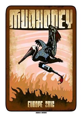 Mudhoney Euro Tour