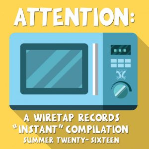 Wiretap Records Comp