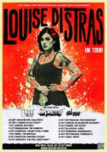 Louise Distras Tour