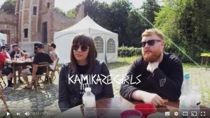 Kamikaze Girls - video interview