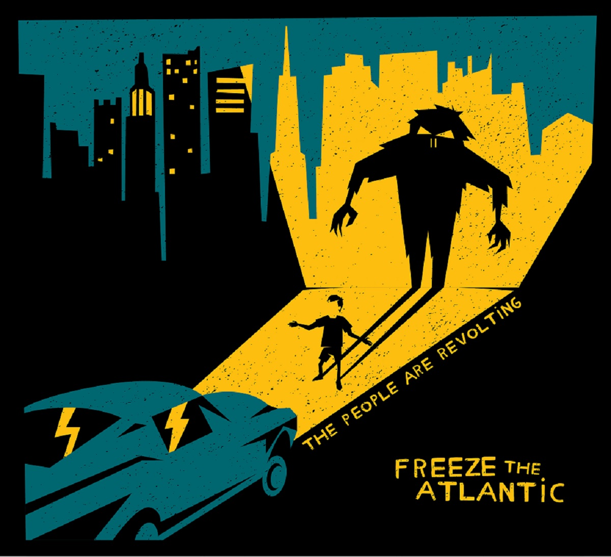 Freeze The Atlantic TPAR