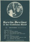 Kevin Devine Jan 17 Tour