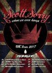 Scott Sorry UK Tour Feb 17