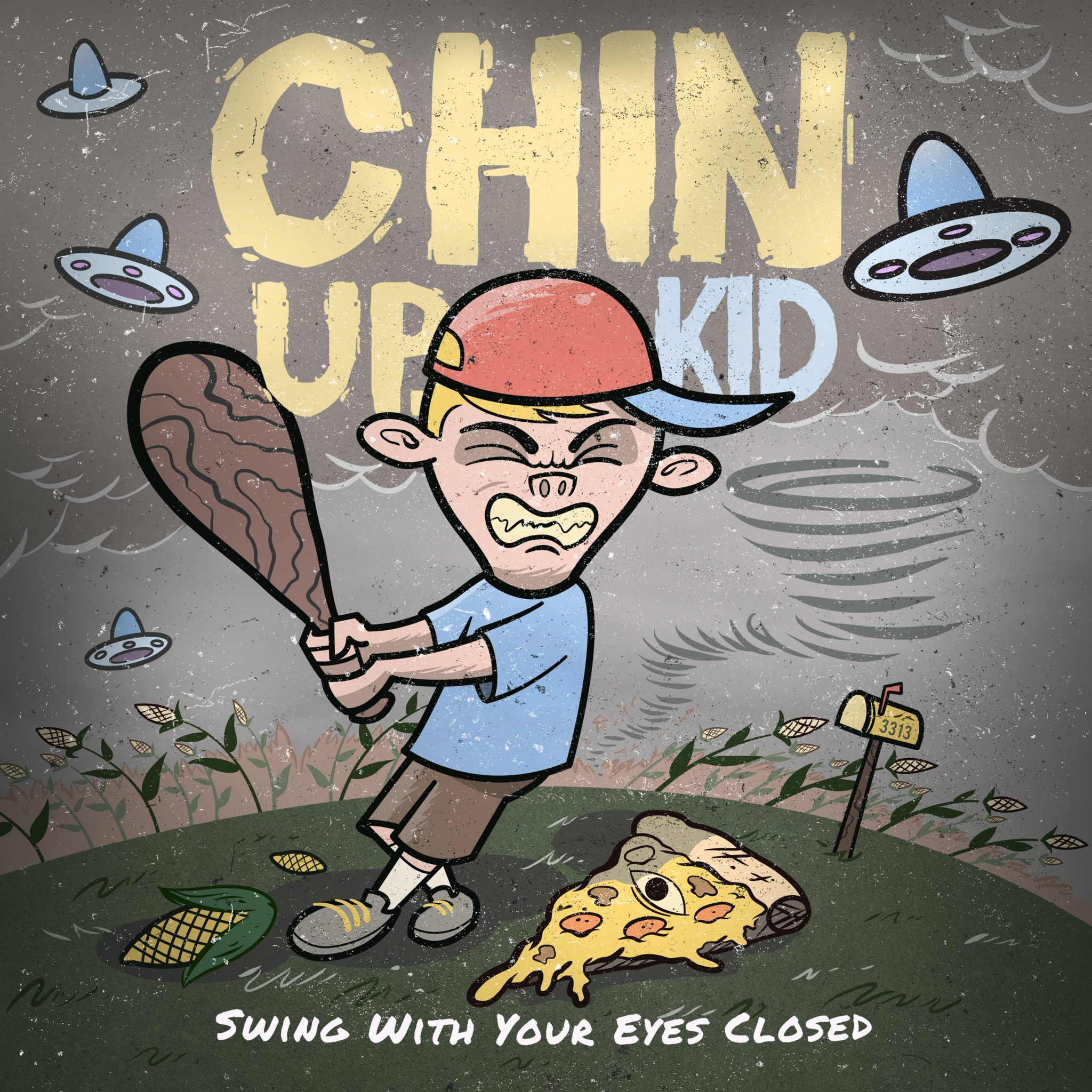 Chin Up Kid - Swing With Your Eyes Closed