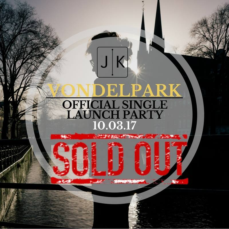 Jess Kemp Vondelpark Launch
