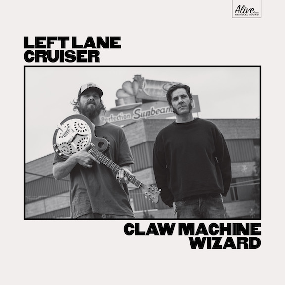 Left Lane Cruiser Claw Machine Wizard