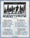 Sorority Noise Spring 17 Tour