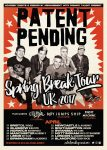 Patent Pending Spring 17 UK Tour