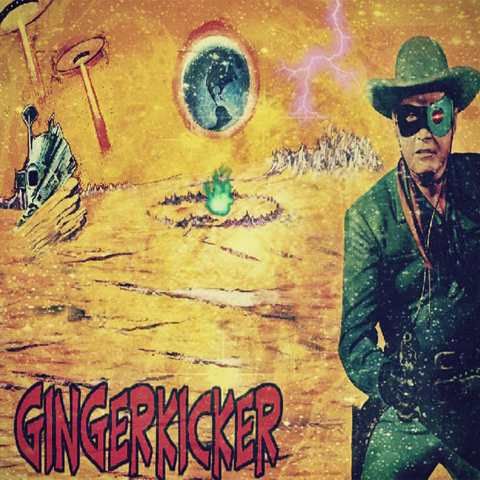 Rob Lanterman Gingerkicker