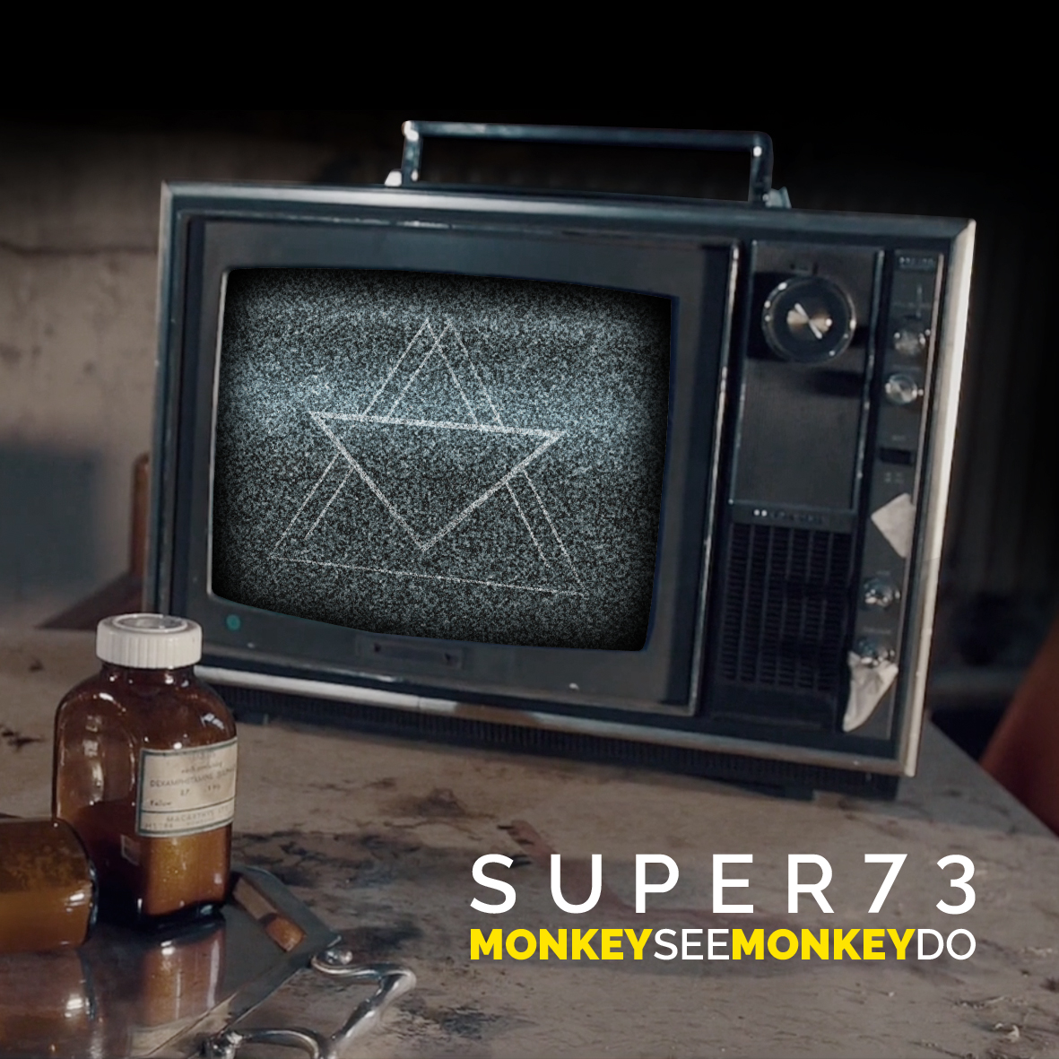 Super 73 Monkey See Monkey Do
