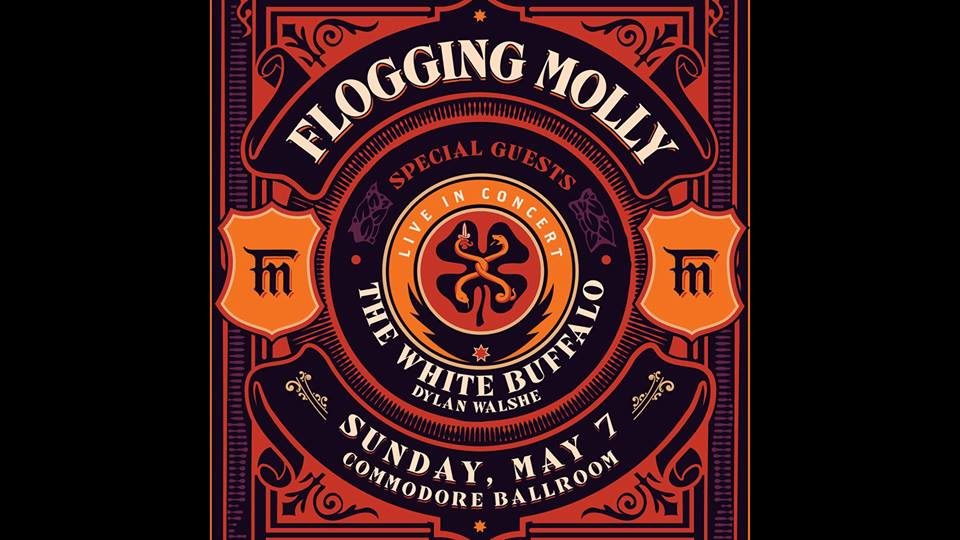 Flogging Molly - May 7