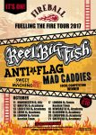 Reel Big Fish Anti-Flag Mad Caddies October Tour