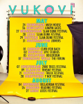 Vukovi May Tour + Festivals