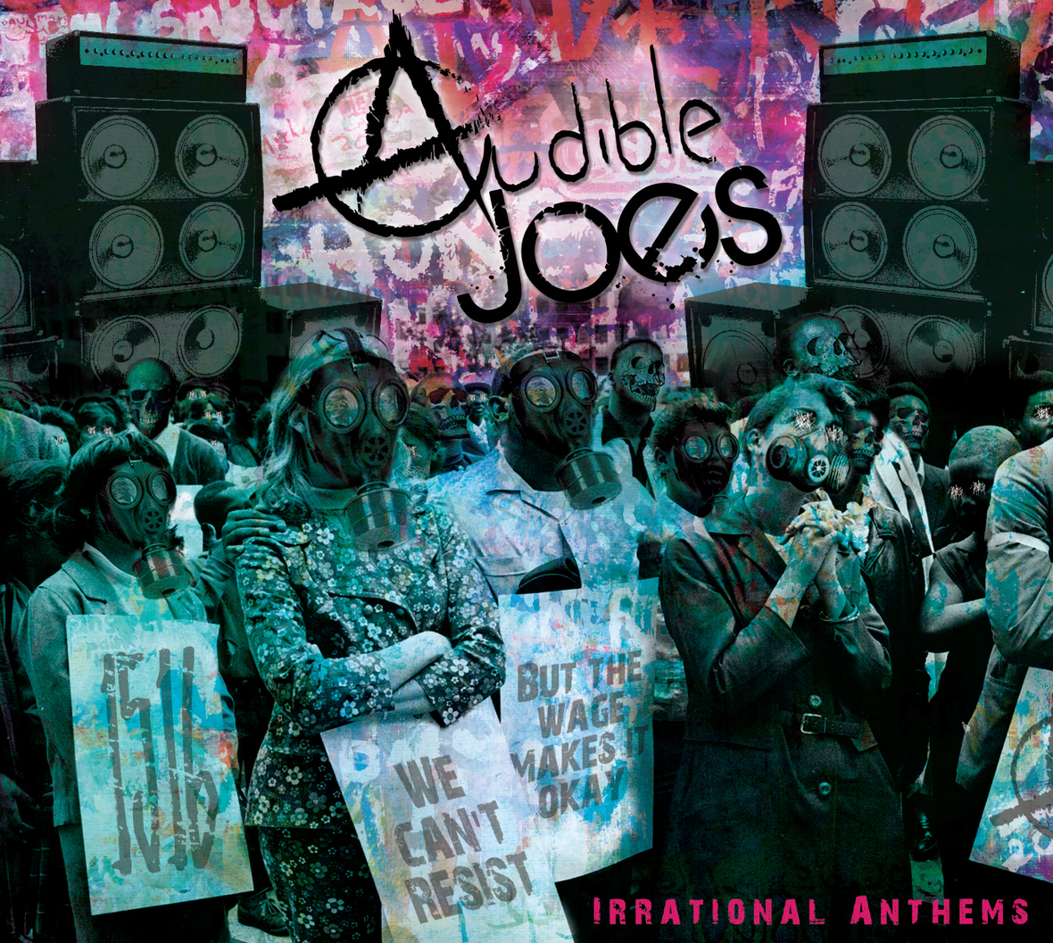 Audible Joes Irrational Anthems