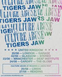Culture Abuse Aug UK Tour