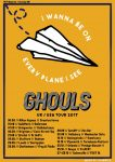 Ghouls Uk USA Tour 17