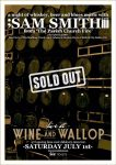 Sam Smith WAW July 17