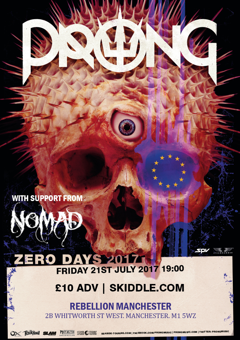 Prong Rebellion July 17