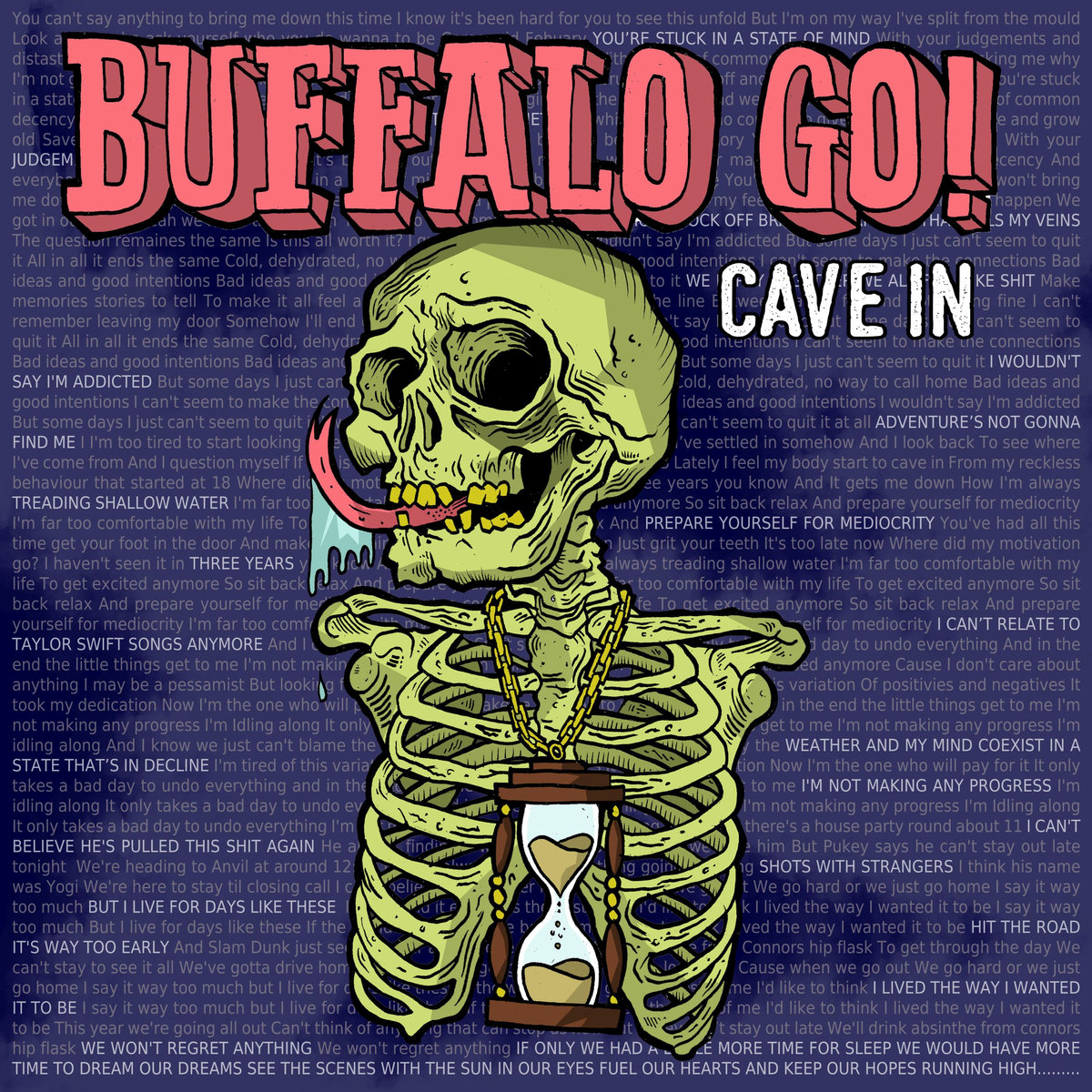 Buffalo Go Cave In