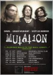 Mutation Tour Poster
