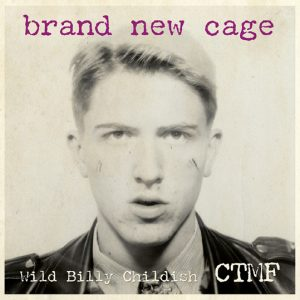 Wild Billy Childish LP Art
