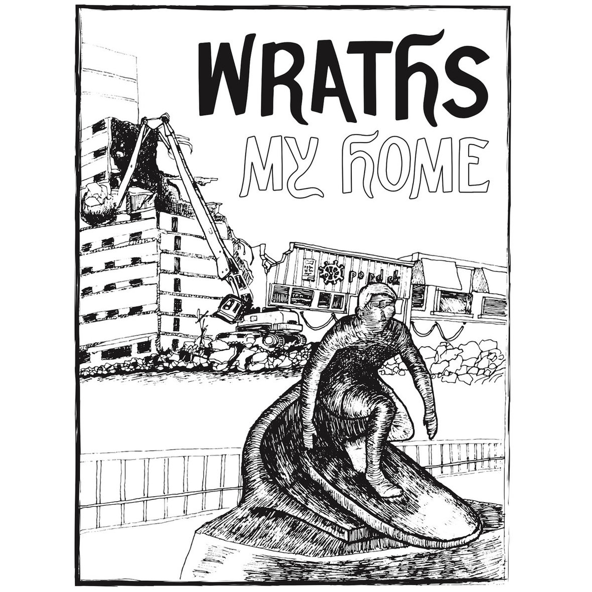 Wraths_-_My_Home_EP